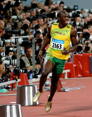 best moments, running, Usain Bolt