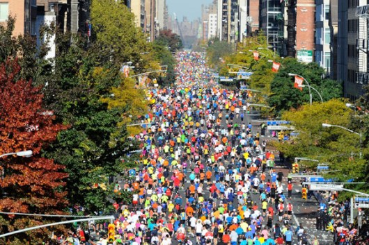 New York City Marathon, On The Run, NYRR
