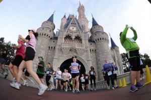 runDisney, Disney running, Disney half marathon, runDisney, Coast to Coast Race Challenge, Cinderella Castle