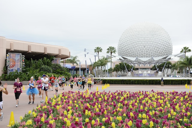 Through Epcot