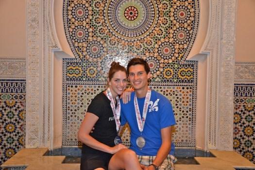 running races, Disney Wine & Dine Half Marathon