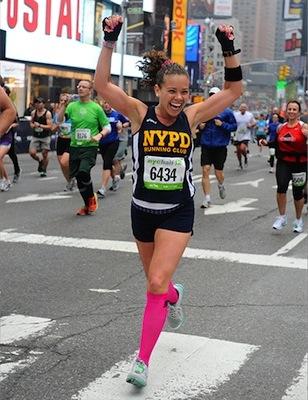 nyc half, running, half marathon