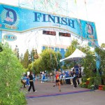 Rachel Booth wins the 2011 Disneyland Half Marathon