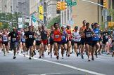 Fifth Avenue Mile, New York City