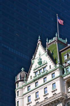 Fifth Avenue Mile, Plaza Hotel, New York City