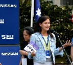 Kara Goucher, Fifth Avenue Mile, Nissan Innovation For Endurance