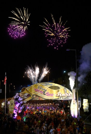 Disney running, Disney half marathon, disney marathon, run disney, Disney Wine & Dine Half Marathon