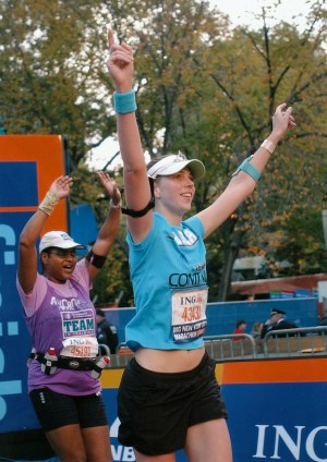 Inspiration For Beginning Runners, New York City Marathon