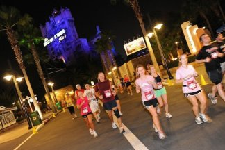 Disney running, run Disney