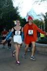 Walt Disney World Marathon, Disney running, run Disney, running costume, Cinderella in rags, Jacques the Mouse