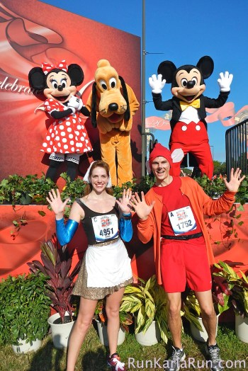 Walt Disney World Marathon 2016 By The Numbers