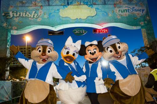 Tinker Bell Half Marathon, run Disney, Disney running, women's races, Disneyland