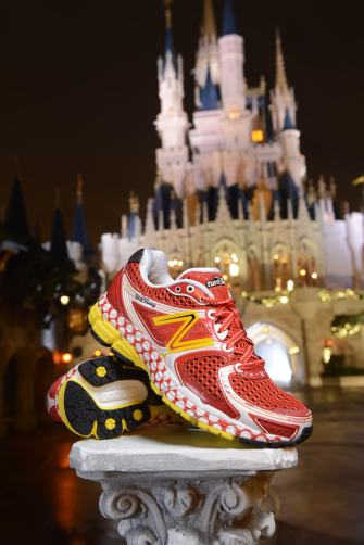 Disney running, runDisney, New Balance, runDisney shoes