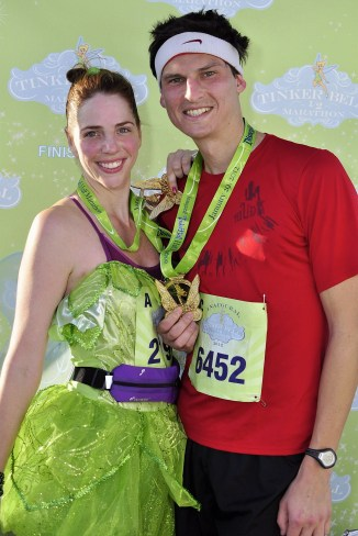 runDisney, Tinker Bell Half Marathon, Disney's Princess Half Marathon, Enchanted 10K, Glass Slipper Challenge, Tinker Bell 10K