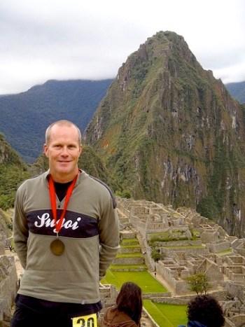 Inca Trail Marathon, Machu Picchu