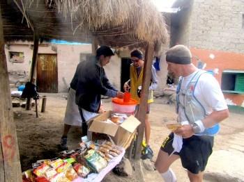 Inca Trail Marathon, Mach Picchu