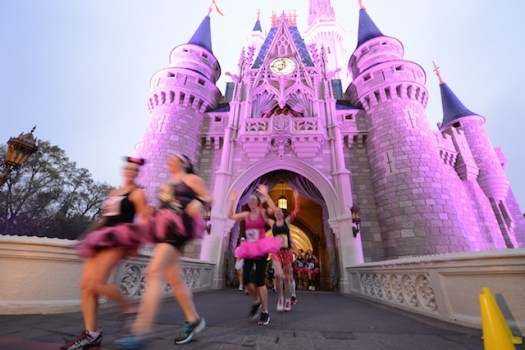 run Disney, runDisney, running Disney, Princess Enchanted 10K, Glass Slipper Challenge, Disney Princess Half Marathon