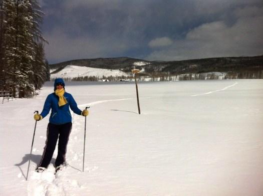 snowshoeing, snowshoe, Colorado
