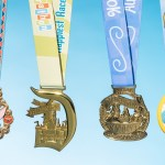 Disneyland Half Marathon Weekend Medals Released