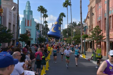 Walt Disney World Marathon course, runDisney, Disney running, Hollywood Studios