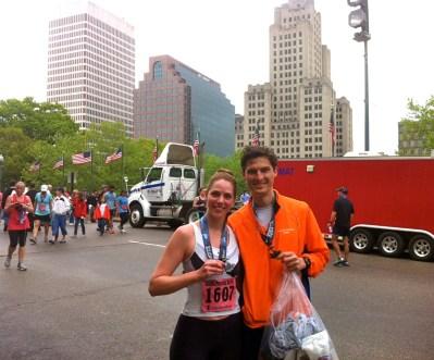 Half Marathon Training, Providence Half Marathon
