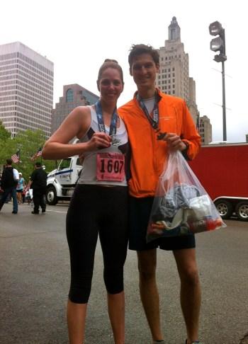 Providence Half Marathon