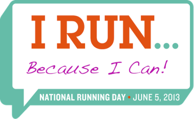 National Running, Day, free events