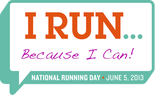 National Running Day 2013, free events