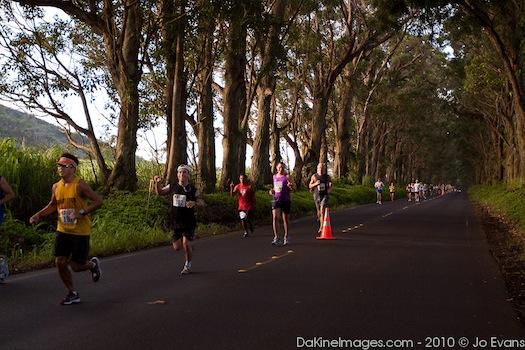 Kauai Marathon, Kauai Half Marathon