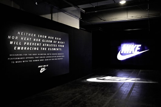 Nike, Just Do It, House of Innovation