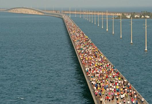 Southernmost Marathon, Key West Marathon