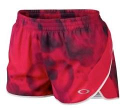 running clothes, Oakley, shorts