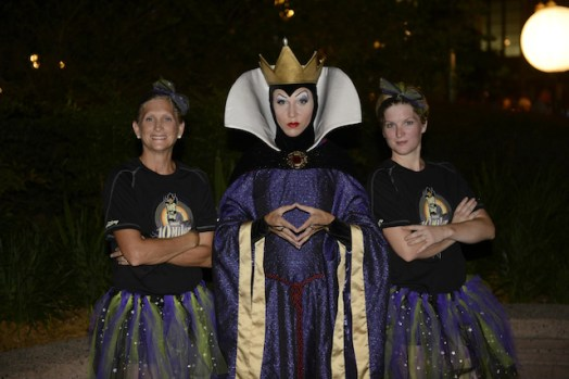 Twilight Zone Tower of Terror 10-Miler, runDisney, Evil Queen