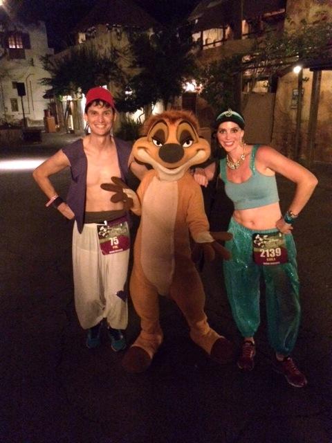 Disney Wine & Dine Half Marathon