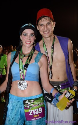 2013 Disney Wine and Dine Half Marathon