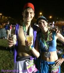 Disney Wine and Dine Half Marathon 2015