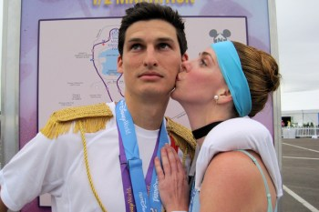 year in review, cinderlla running costume, prince charming running costume