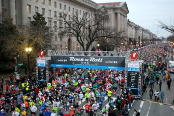 Rock 'n' Roll USA Marathon, marathon news