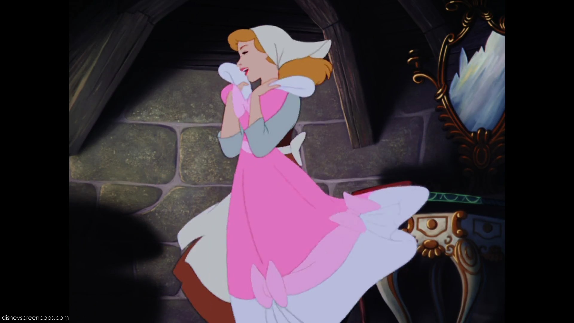 cinderella in pink dress - photo #35