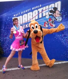 Walt Disney World Marathon, Cinderella running costume