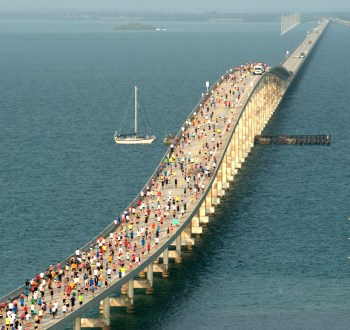 7 Mile Bridge Run