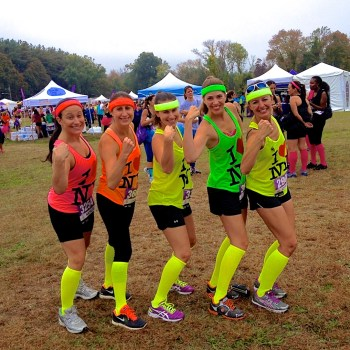 SHAPE Diva Dash 5K Obstacle Race