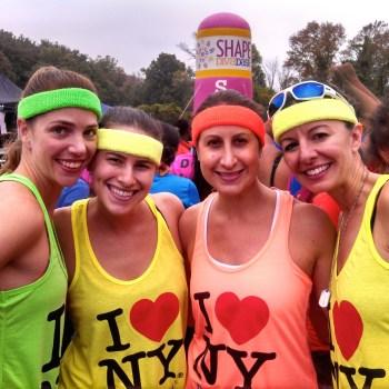 Race Report: SHAPE Diva Dash New York Obstacle Run 5K