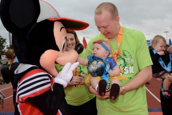 Run Walt Disney World Marathon 2015 For Charity