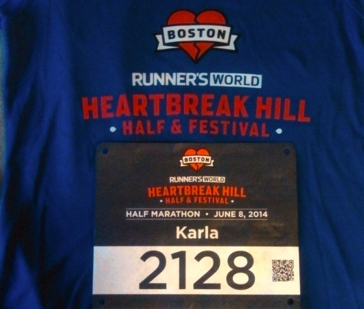 Heartbreak Hill Half: Will I or Won't I?
