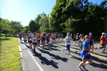 Race Report: Runner's World 5K at Heartbreak Hill Half