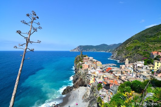 Running, Hiking and Eating In Italy's Cinque Terre