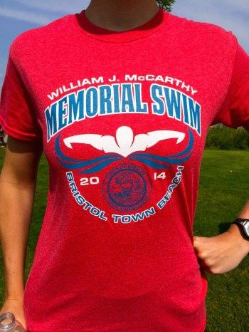 Race Report: William J. McCarthy Memorial Swim