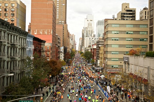 How To Watch The TCS New York City Marathon 2014