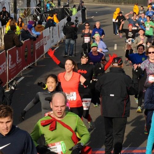 Race Report: Philadelphia Half Marathon 2014